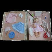 Madame Alexander Sweet Tears Doll Mint In Box