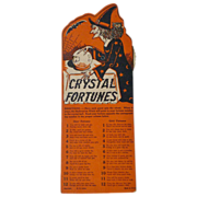 Halloween Crystal Fortunes Game