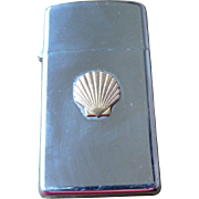 Shell Gas Advertising Zippo Lighter