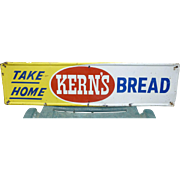 Kerns Bread Advertising Sign