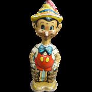 Marx Pinocchio Tin Wind Up Toy