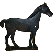Dempster Mill Mfg. Bobtail Horse Windmill Weight