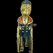 Popeye Tin Wind Up Toy