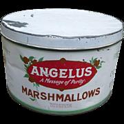 Angelus Marshmallow Tin
