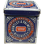 Huntley & Palmers Sample Biscuits Tin