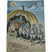 McLoughlin Softcover Cinderella Children's Book