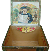Old Judge Cigar Box