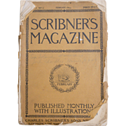 Remarkable 1894 Scribner's Magazine