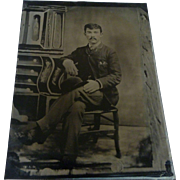 Full Plate Tin Type