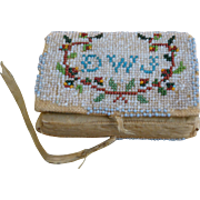 Beaded Needle Case