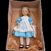 "NOS 12"" Madame Alexander HP Alice Doll"