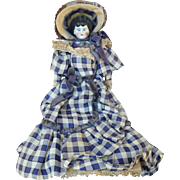 Germany China Head Doll