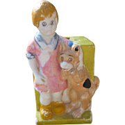 Little Orphan Annie And Sandy Toothbrush Holder