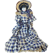 German China Head Doll