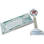 Texaco Advertising Premium Thermometer
