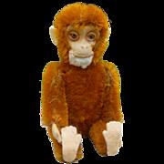 Schuco Large Size Mohair Perfume Monkey