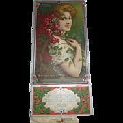 1911 Hood's Sarsaparilla 25th Anniversary Calendar