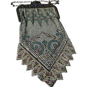 Mandalian Mesh Purse - Gorgeous Frame!