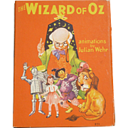 The Wizard Of Oz Animated Children's Book