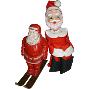 Celluloid Santa