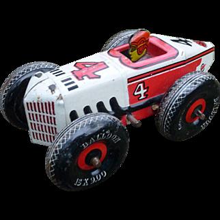 Marx Midget Racer Wind Up Toy