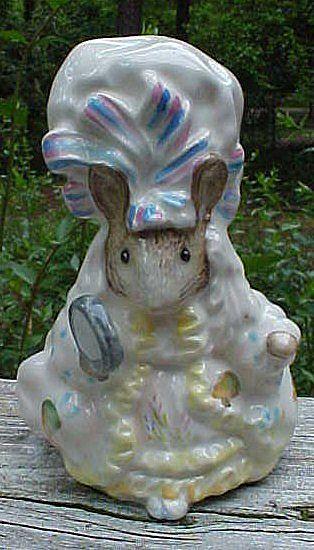 Lady Mouse Beatrix Potter Royal Albert Figurine