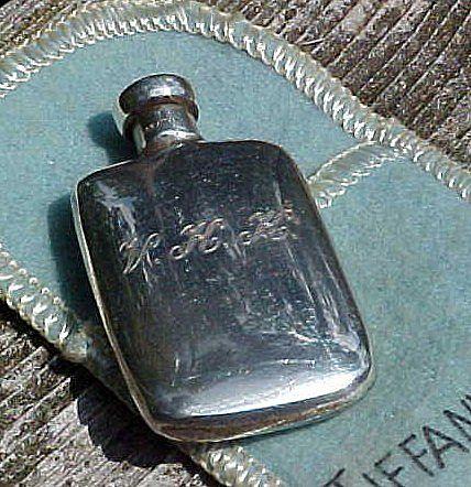 Tiffany & Co. Sterling Silver Perfume