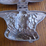 Glorious Patriotic Eagle Ice Cream Mold