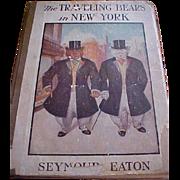Roosevelt Bears Traveling Bears In New York By Seymour Eaton