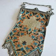 Lovely Mandalian Mesh Purse