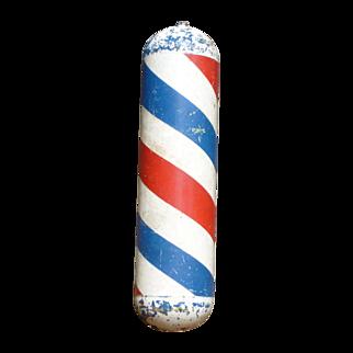 Unique Metal Barber Pole