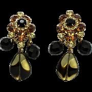 Juliana DeLizza & Elster Dangle Drop Earrings