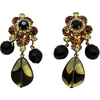 Juliana DeLizza & Elster Dangle Drop Earrings