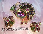 Amazing Facets - Vintage Jewelry