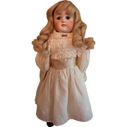 Beautiful 16 inch closed mouth Kestner Doll