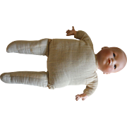 "Cute 13"" Dream Baby Doll By Armand Marseille vintage Collectible"