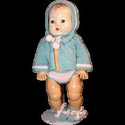"1950's 12"" Tiny Tears Vintage doll"