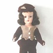 Pattern Made Mary Hoyer Jodhpurs Jacket Cap & Commercial Boots