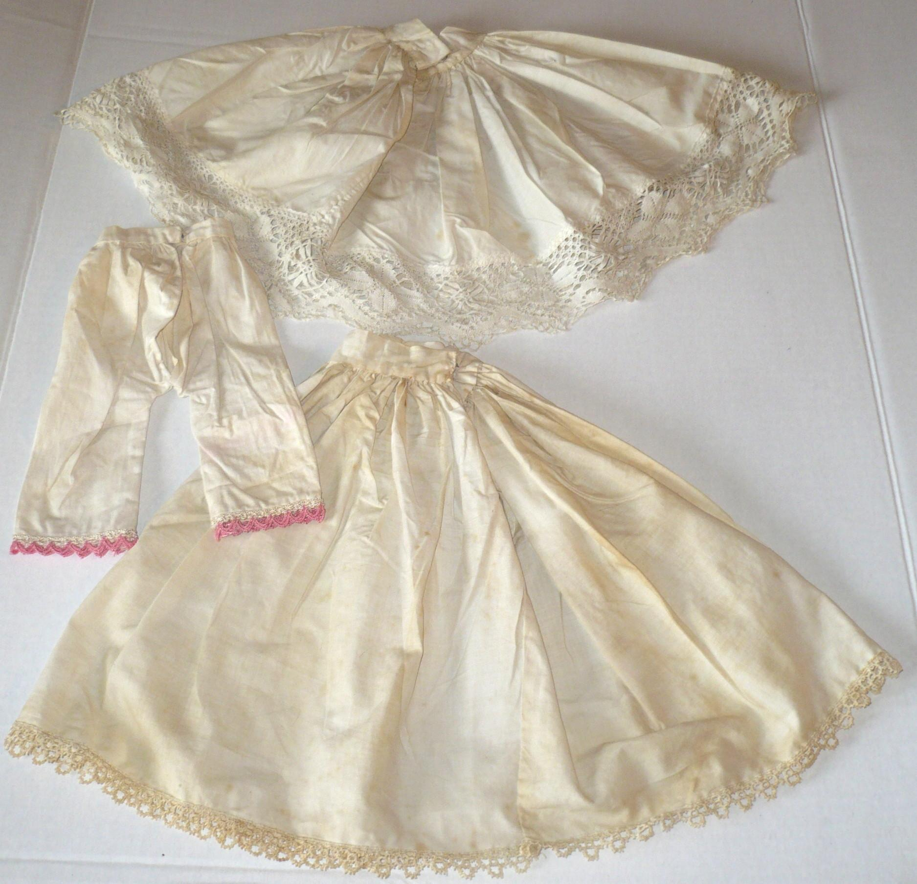 how to make a 19th century petticoat