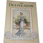 May 1900 Delineator Magazine Fashion Prints Illustrations Advertisements Articles
