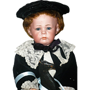 13.5 Inch Kammer Reinhardt 115A Phillip Character Toddler