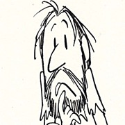 American Art - Any Sane Man: Original 1960 Cartoon Art by Claude