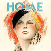 American Art - Charles SHELDON: Home Magazine Cover Art