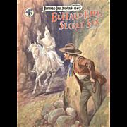 Robert Prowse - Buffalo Bill Pulp Cover Original Art Project