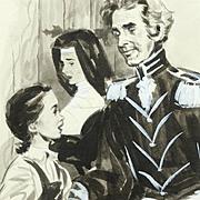 American Art - Bruce Howson: Jasmine and General Jackson - 2