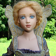 2005 UFDC Helen Kish & Company Electra as Pillar Doll LE 300 Mint in Box