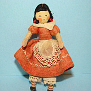 C1945 BAPS Storybook Little Miss Muffet German Doll Germany