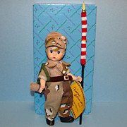 1991 Welcome Home Doll Operation Desert Storm Exclusive 91-3 Blonde Alexander