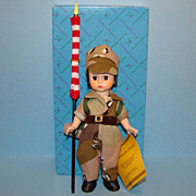 1991 Welcome Home Doll Operation Desert Storm Exclusive 91-3 Brunette Alexander