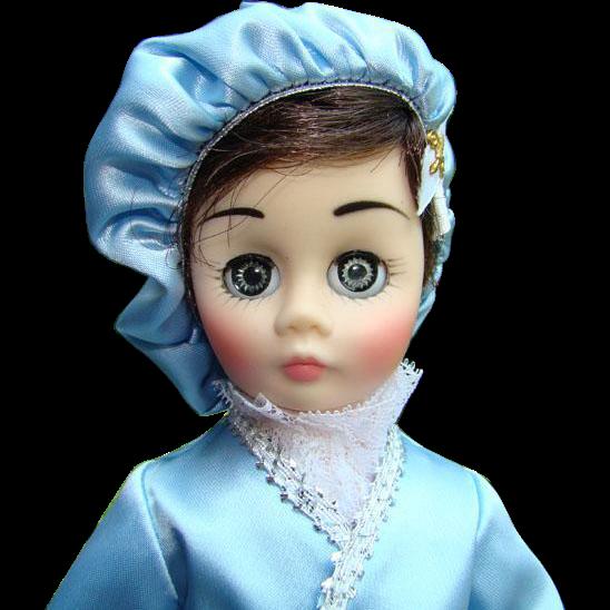 1980s Madame Alexander Blue Boy Doll 12 Inch Portrait Children Mint in Box 1340